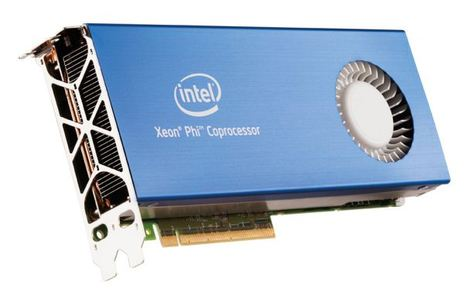 Intel Xeon Phi Co-processor